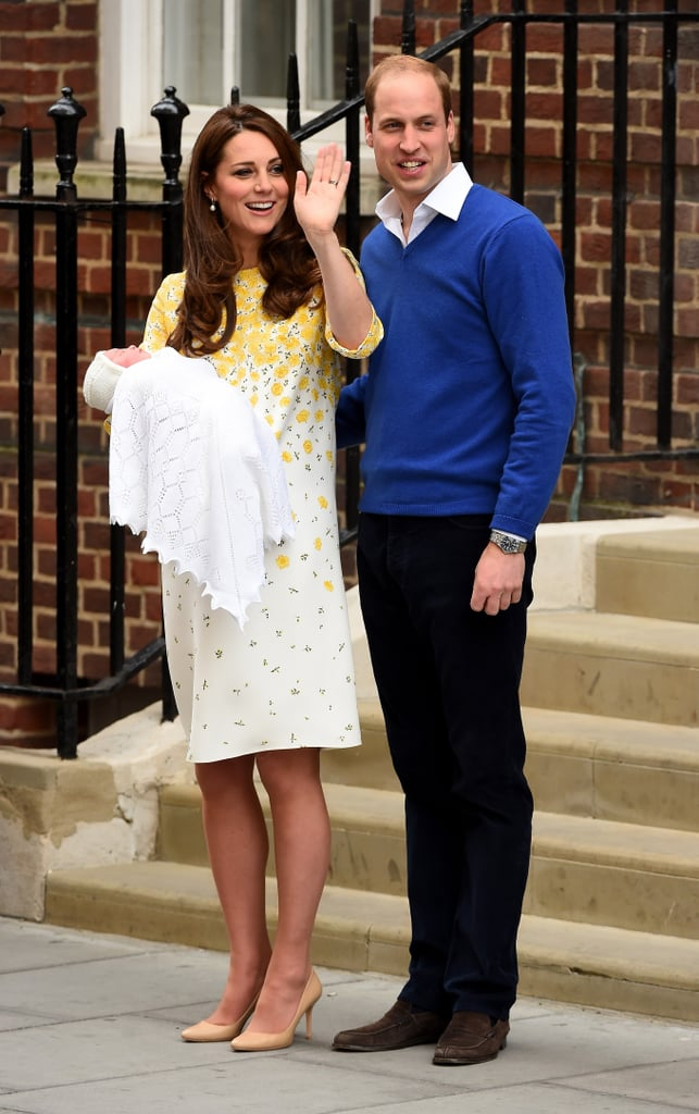 The Meaning Behind the Royal Baby's Bonnet 2018