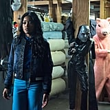 Jeans and a Bomber? Zayday Is Practically an It Girl