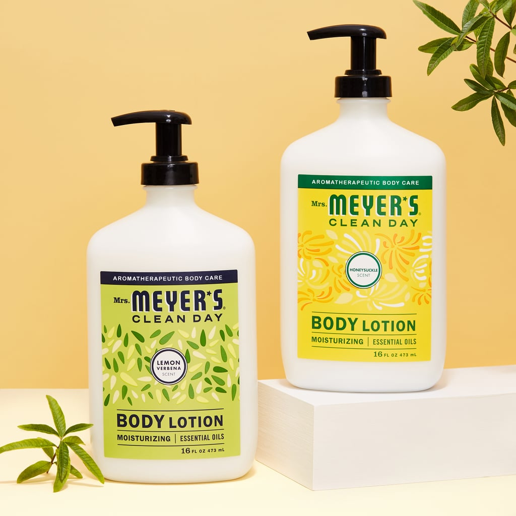 Body Lotions With Essential Oils