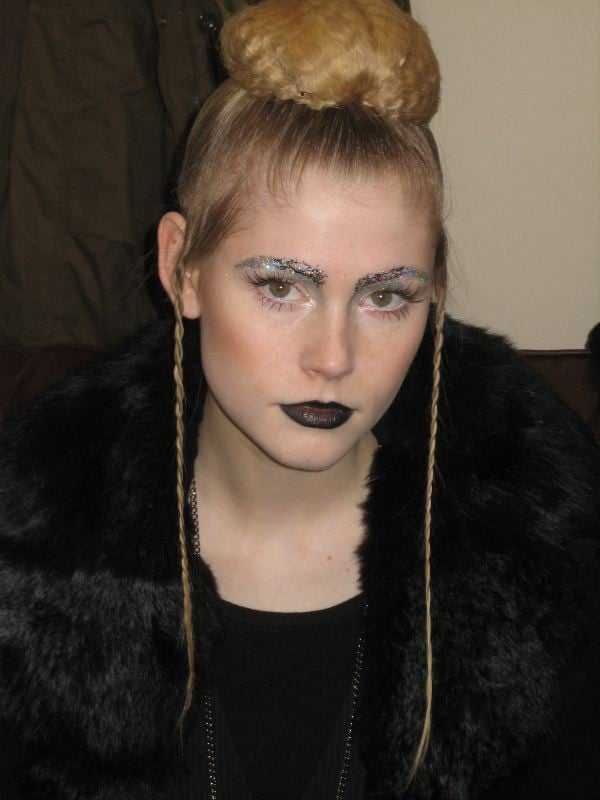 Backstage Beauty: Inbar Spector