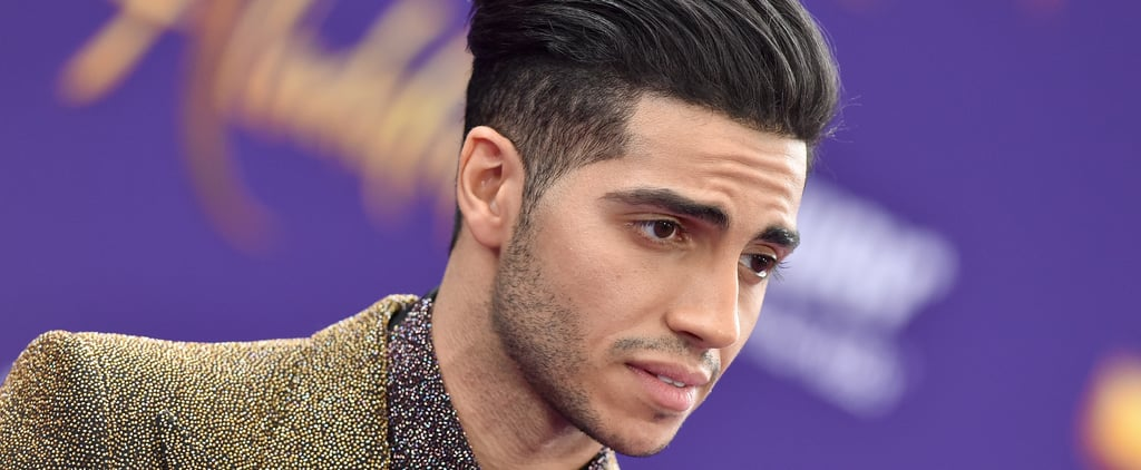 Mena Massoud Says He Hasn't Had an Audition Since Aladdin