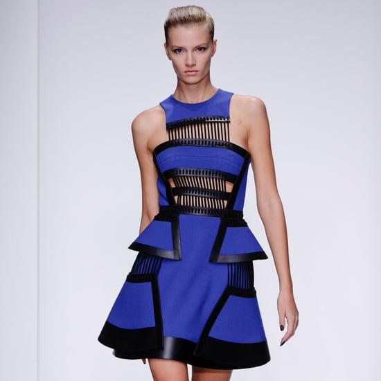 David Koma Spring 2014 Collection   London Fashion Week