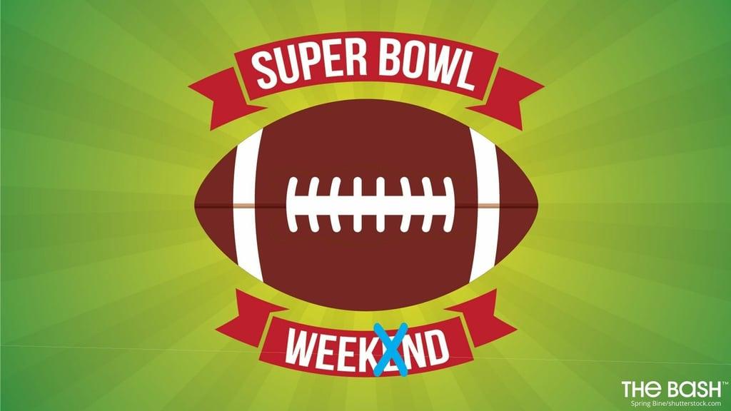 Super Bowl Weeknd Zoom Background