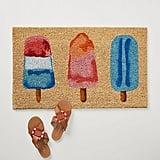 Popsicle Doormat