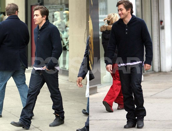 Jake Gyllenhaal Checks in With his Zodiac