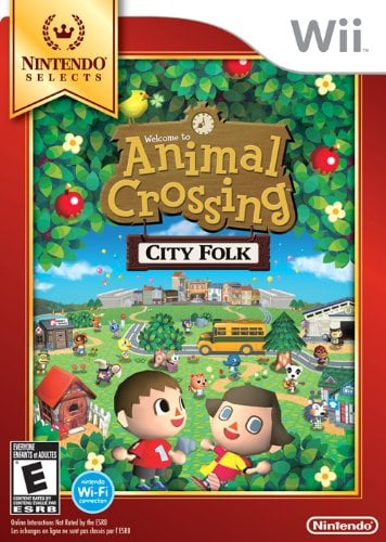 Animal Crossing: City Folk (Nintendo Selects and Wii)