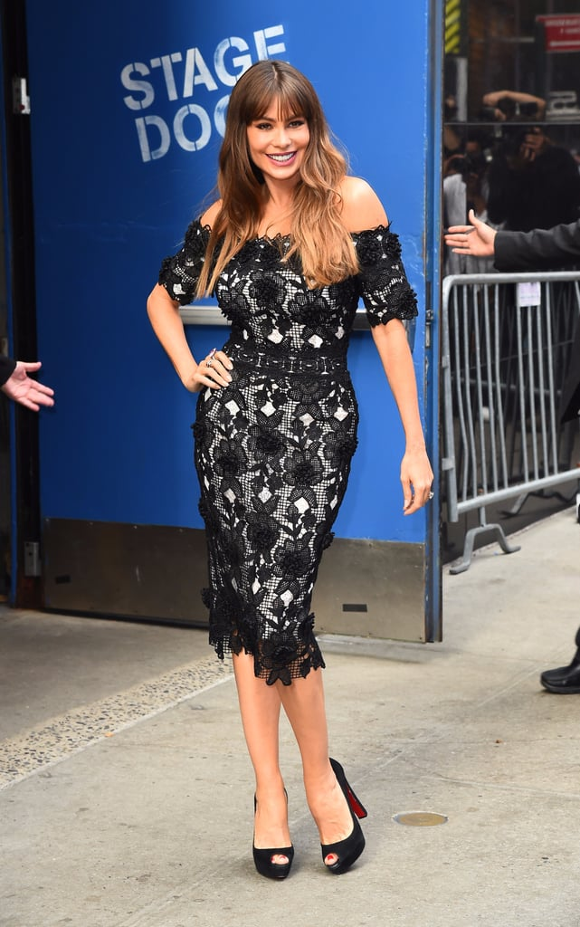 Sofia Vergara's Street Style Is Just as Fabulous as Her Red Carpet One