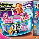 Robo Fish Mermaid & Seahorse Playset