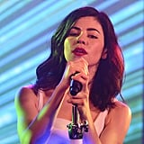 Marina Diamandis of Marina and the Diamonds