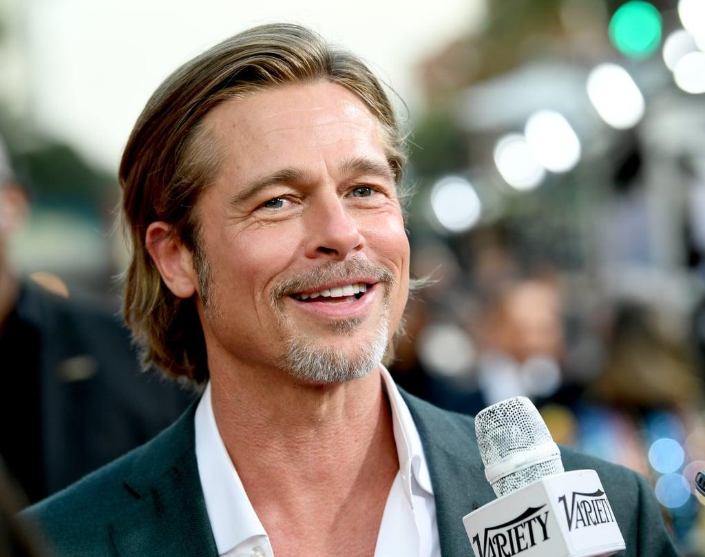 Hot Brad Pitt Pictures 2019