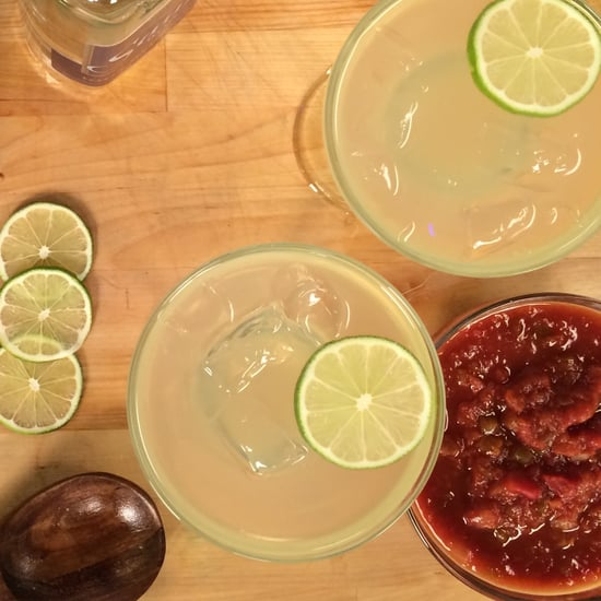 Margarita Recipe Using Beer