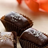 Fran's Chocolates Dark Chocolate Salted Caramels