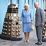 Run from the Daleks!