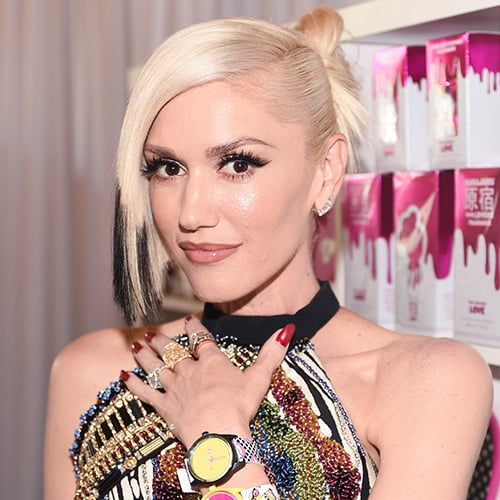 Gwen Stefani Is Urban Decay's First-Ever Celebrity Collaborator