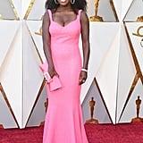 Viola Davis at the 2018 Academy Awards