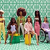 Shiona Turini x Barbie Black History Month Doll Wardrobe in Pastels
