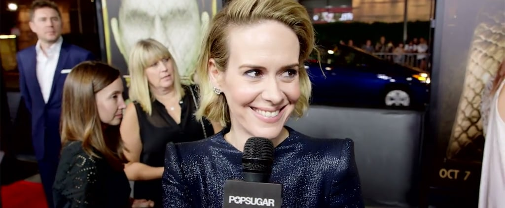 Sarah Paulson Interview About American Horror Story Hotel
