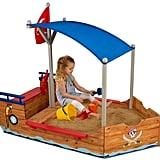 Kid Kraft Pirate Sandbox