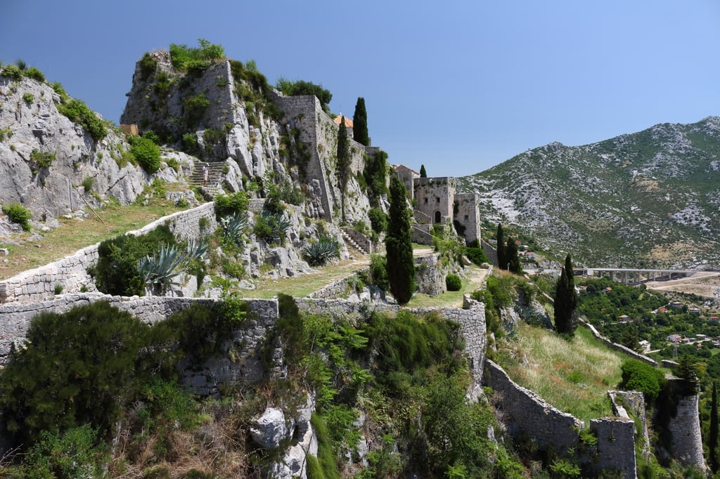 Klis, Croatia — City of Meereen