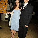 Jennifer Westfeldt et Jon Hamm en 2002