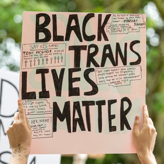 How to Support the Black Trans Lives Matter Movement