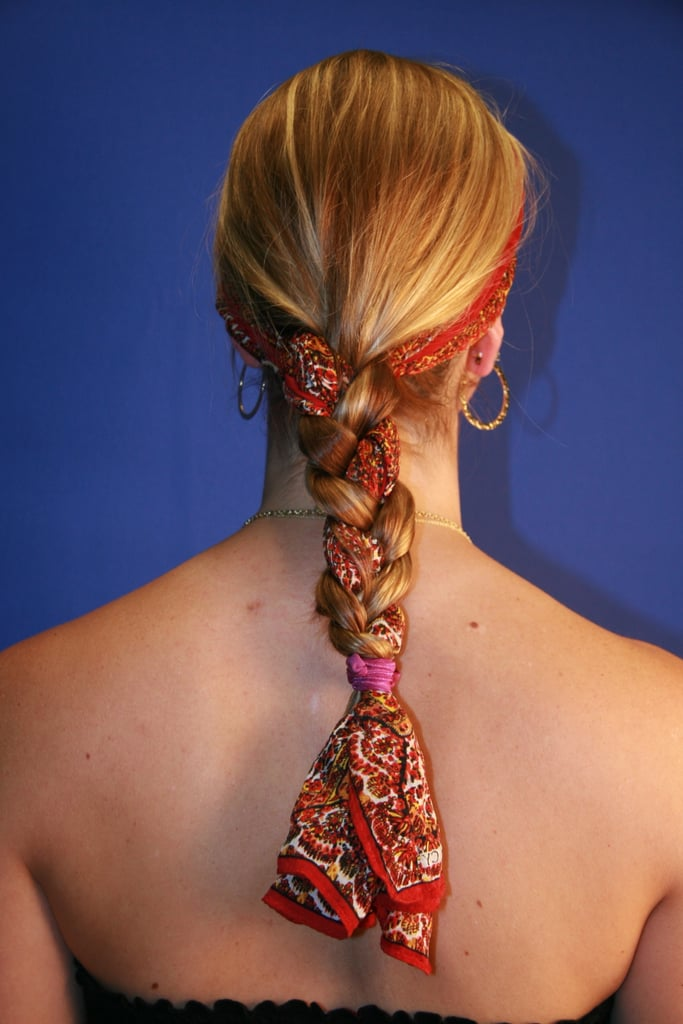 Intertwined Braid