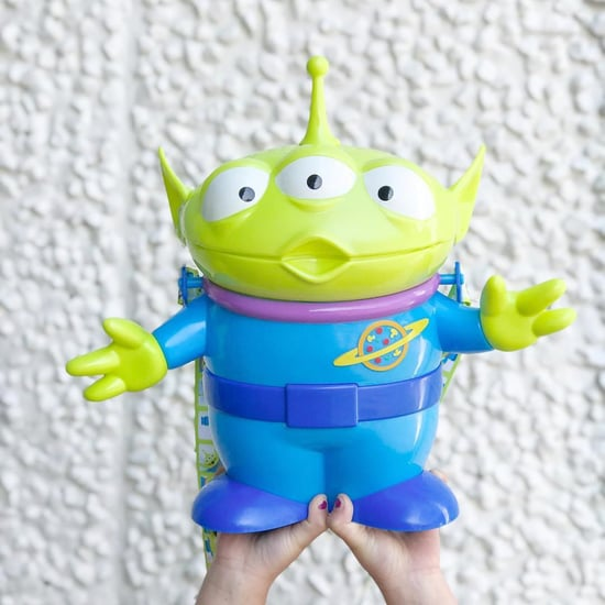 Disneyland Toy Story Alien Popcorn Bucket