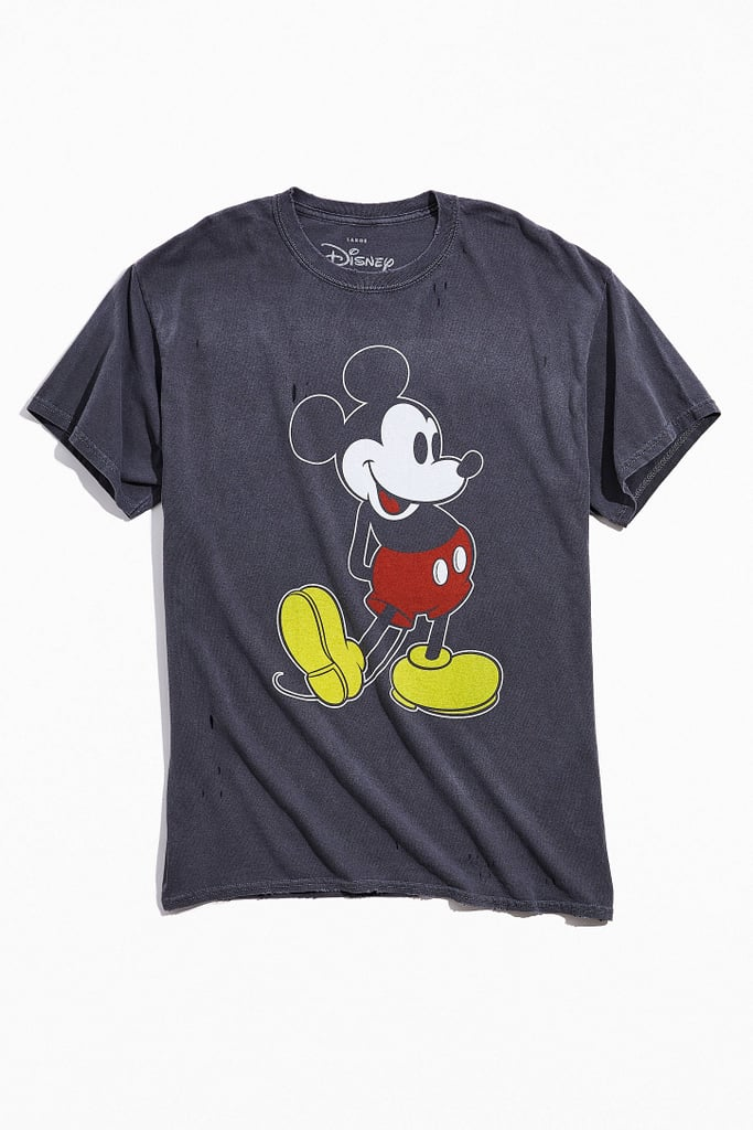Mickey Mouse Distressed Tee