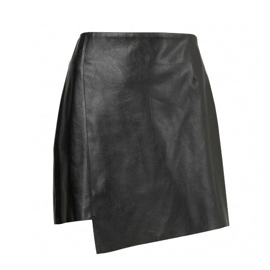The Wrap-Front Skirt