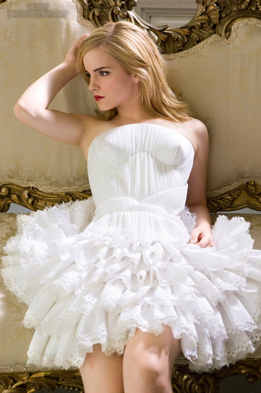 Emma Watson Photoshoot Elle