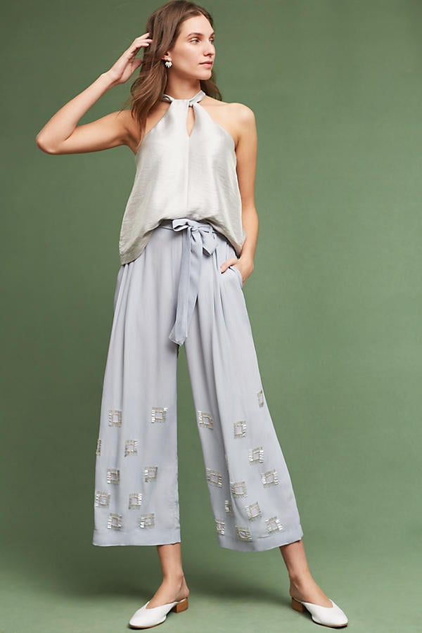 We found your daytime brunch or even party pants from Anthropologie ($188).
