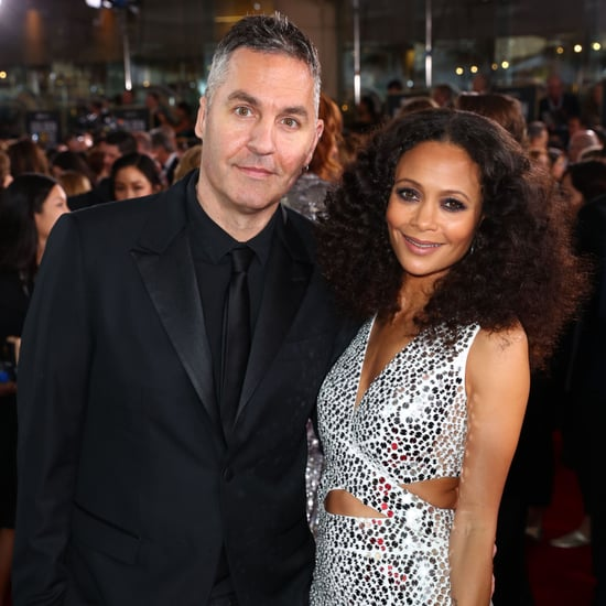 Pictures of Thandie Newton and Her Husband, Ol Parker