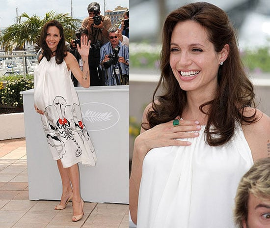 2008 Cannes Film Festival: Angelina Jolie
