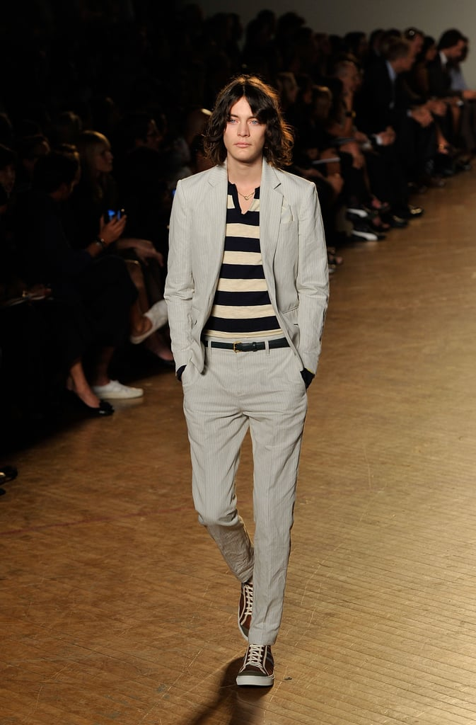 Spring 2011 New York Fashion Week: Marc by Marc Jacobs