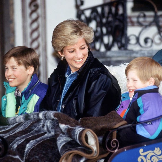 Princess Diana's Most Inspiring Mom Moments