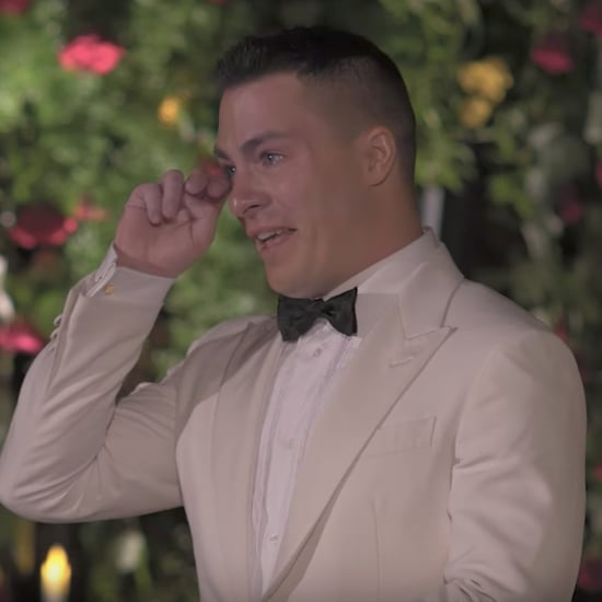Colton Haynes and Jeff Leatham Wedding Video