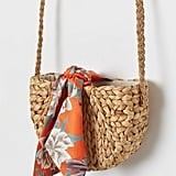 H&M Straw Shoulder Bag