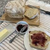 TikTok White Bread Loaf Recipe With Photos
