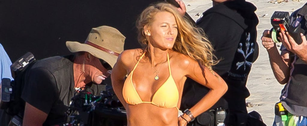 Blake Lively Bikini Pictures November 2015