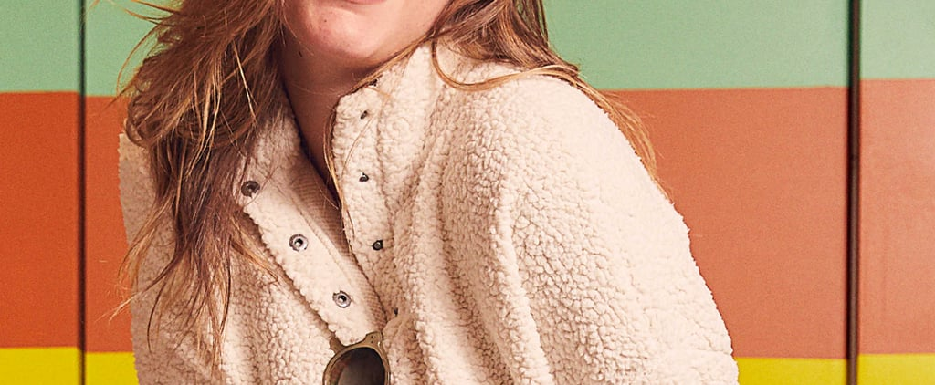 Cozy and Soft Sherpa Pullover Review