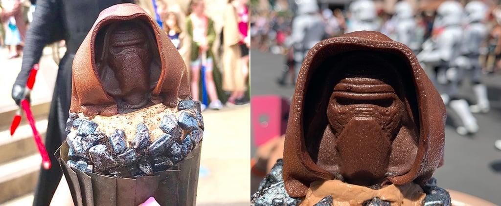 Disney World Kylo Ren Cupcake