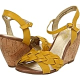 Consider mustard a neutral, and pair these braided wedge sandals with your favorite Summer dresses.  Seychelles Kill 'Em With Kindness Wedges ($90)