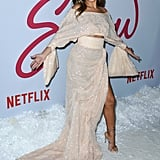Isabela Moner at the Let It Snow Premiere