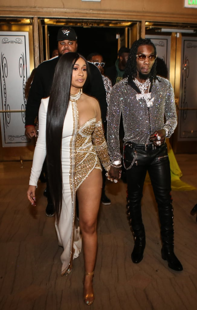 Cardi B S Husband S Lawyer Says Offset Targeted By: Who Is Cardi B's Husband, Offset?