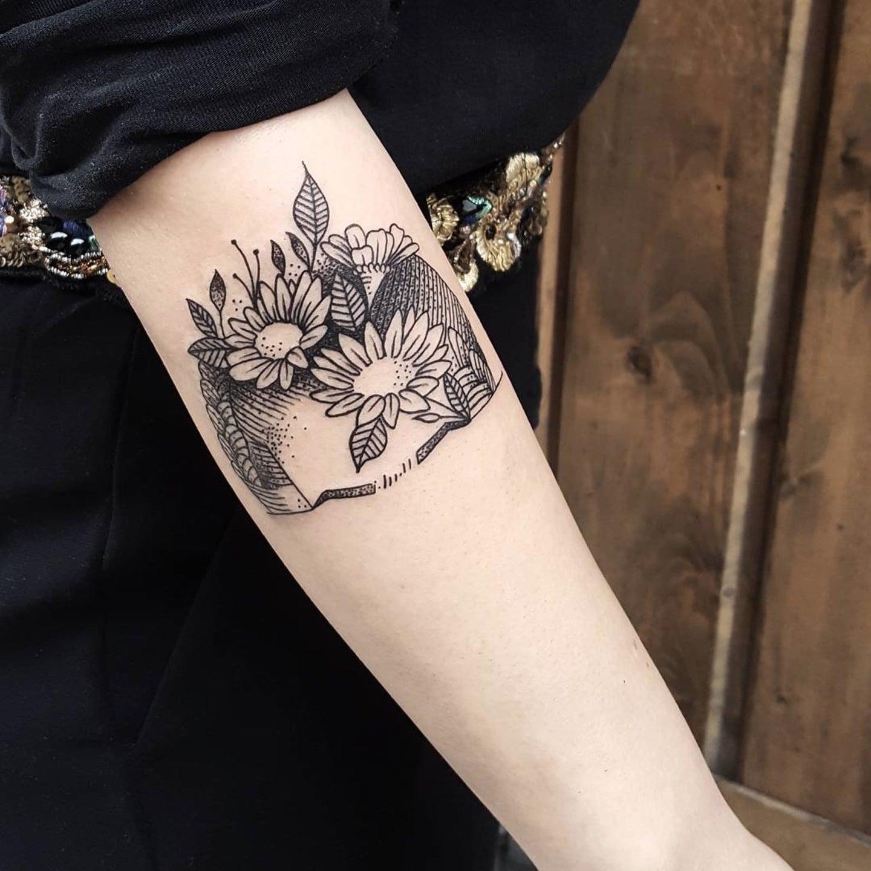 latina tattoo