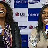 Serena and Venus Williams's Cutest Pictures