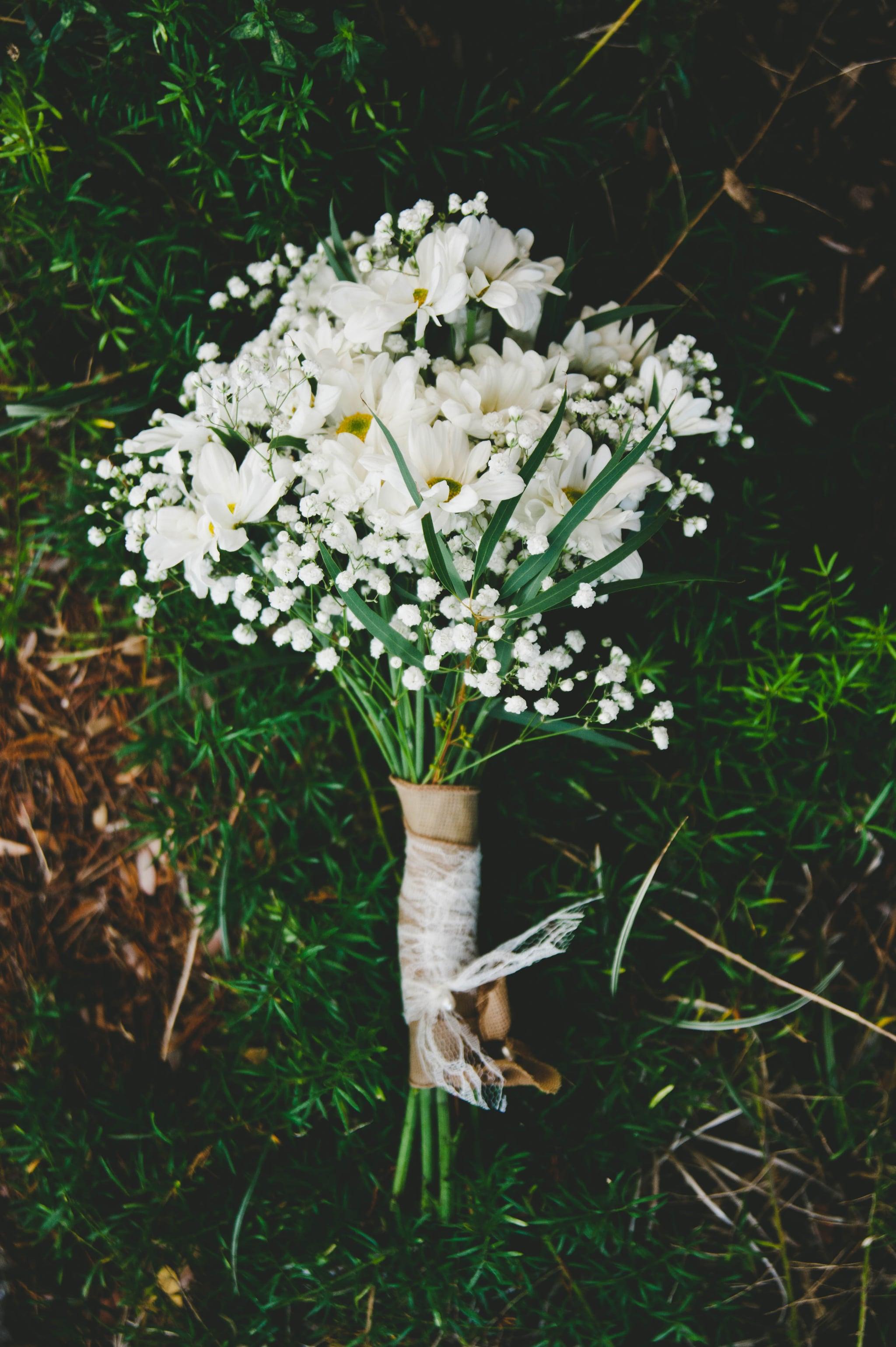 Simple Bridal Bouquet The 6 Best Diy Wedding Ideas Of The Year Popsugar Smart Living Photo 2