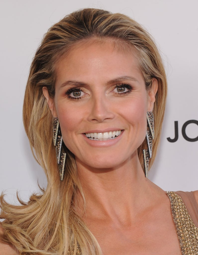 Heidi Klum at the 2013 Elton John Oscar Party.
