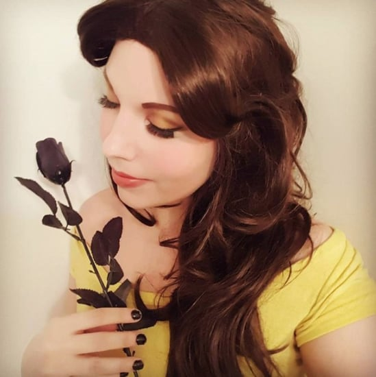 Belle Halloween Costume Adults Beauty Look
