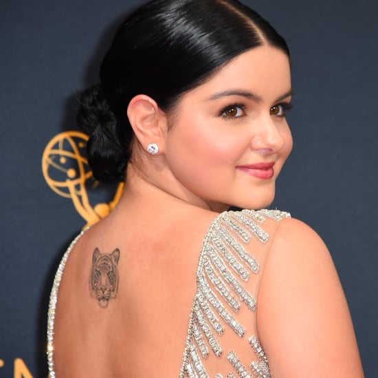 Celebrity Tattoos From Award Show Red Carpet